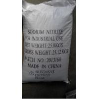 Quality Sodium nitrite for sale