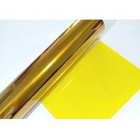 Quality 520mm Width Kapton Film , Excellent Chemical Stability Polyimide Film Tape for sale