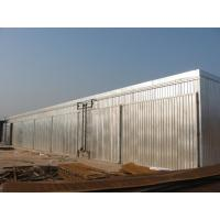 Quality All aluminum fully automatic  lumber drying kiln for hardwood and softwood drying for sale