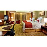 Quality hotel furniture, bedroom, wooden bed, bed head, bed stool, bedding, mattress for sale