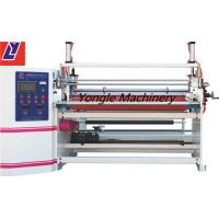 Quality High Speed Adhesive Tape, PVC, Duct Tape etc  Rewinding Machine Made in China for sale