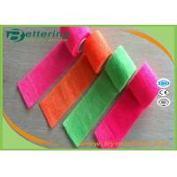 Quality Waterproof Elastic Cohesive Bandage , Conforming Self Adhesive Medical Wrap for sale