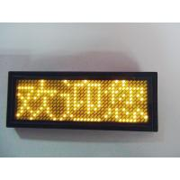 Quality Rechargable Led name sign display panel for sale