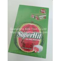 Quality Cube Bubblegum Chewing Gum Promotional NiceTaste Cool Your mouth for sale