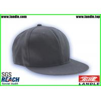 Quality Embroidered Vintage Gray Sports Fan Merchandise 5 Panel For Daily Decoration for sale