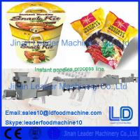 Quality 2014 new Instant noodles processing machinery/making machine, 11000pcs/8h for sale