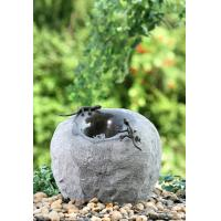 Buy cheap Multi Size Cement Water Fountains / Stone Water Fountains For Gardens  from Wholesalers
