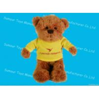 Quality Teddy Bear Plush Toy In Clothing for sale