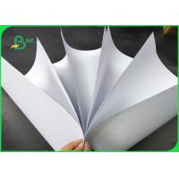 Quality Good Smoothness Printable 70g / 80g White Copy Paper For Labels And Leaflets for sale