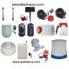 Buy cheap Solar Siren siren IR Beams horn wireless Siren flashing Siren strobe Siren alarm from wholesalers