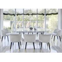 Quality Modern Hotel Dining Room Furniture Chair with Wood and Stainless Steel Leg for sale