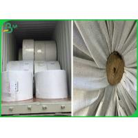 Quality Good Waterproof Colord White Craft Paper / Straw Paper Roll With Custom Service for sale