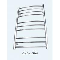 Quality Bathroom ladder type wall hung metal heating towel rack electric towel warmer for sale