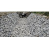 China Flood Protection Hexagonal Wire Mesh Heavily Zinc Galvanised Wire 60 x 80MM on sale