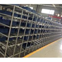 Quality Storage Rack 6063 - T5 Aluminum Pipe Rack Pipe Joint Argentate ODM OEM for sale
