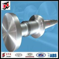 Buy cheap Forging Drive Shaft for Explosion-proof Motor from wholesalers