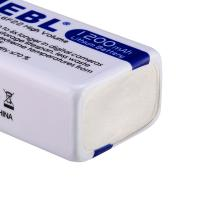 9 Voltage 1200mah Rechargeable Lithium Ion Battery Eco Friendly Anti Leakage