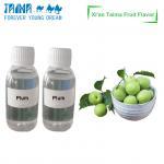 Quality Wholesale Natural Concentrated Fruit Flavor Plum Vape juice Flavour Liquid for sale