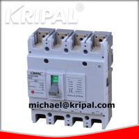 Quality MCCB for power distribution 250A for sale