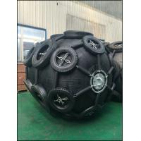 Quality Marine Floating Rubber Fender Inflatable Pneumatic Rubber Ship Fenders for sale