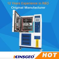 Quality Programmable Temperature Humidity Test Chamber For Different Meterial for sale