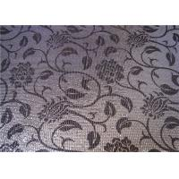 Quality Silkscreen Type Metallic Mesh Fabric Aluminum Material For Room Dividers for sale
