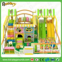 China CE Certificated Soft Play Zone Indoor Kids Playground Kid Used Indoor Playground Equipment For Sale on sale