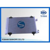 China High Efficiency Auto AC Condenser , Peugeot 307 / CT AC Condenser Replacement on sale