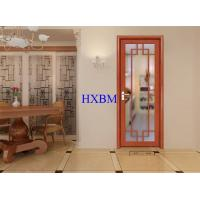 Quality Home Builders Aluminium Clad Wooden Doors for sale