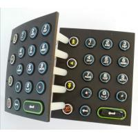 China Professional Silicone Rubber Keypad Parts on sale