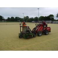 Quality synthetic grass for cricket for sale