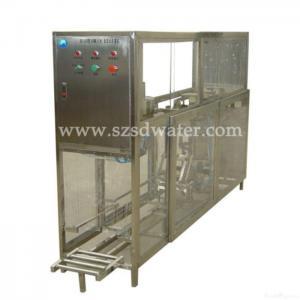 Quality Normal Style 20l Bottle Rinser Filler Capper Machine Xg-100j(60 B/h) for sale