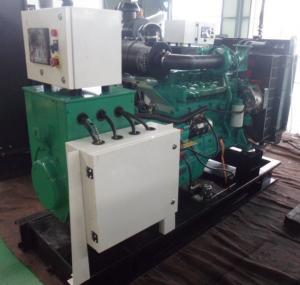 China Water Cooled Genset Diesel Generator , 800kva Silent Cummins Direct Genset on sale
