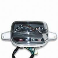 China Universal Digital Motorcycle Speedometer, Customized Designs are Accepted on sale