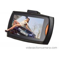 Quality Real Time Front And Rear Dash Cam , Hidden Car Security Camera High Resolution for sale