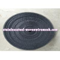 Buy High Tensile Strength Stainless Steel Wire Mesh Screen Dark Gray Acid Resistance at wholesale prices