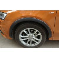 Quality AUDI Q3 2012 Wheel Arch Flares Black Rear Wheel Arch Protectors for sale