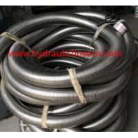 China Exhaust flexible pipe/ stainless steel flexible exhaust pipe on sale