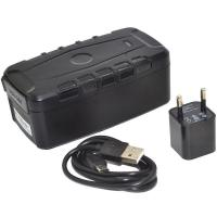 Quality Wireless gps tracker for car with 20000mAh Rechargeable Li-lion Battery for sale