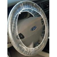 China Car Service Care Products Disposable Steering Wheel Cover on sale