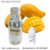 Quality 1000mg/ml nicotine liquid mix Mango concentrated fruit flavor liquid used for e-liquid for sale