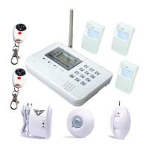 China Wireless GSM Burglar alarm system,S100 on sale