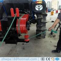 Quality Hot sales Tractor Puller Tensioner Tractor Bull wheel Pullers for sale