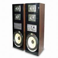 Quality 2.0CH Computer Speaker with 3.5mm Stereo Input, 70W Output Power and 4Ω Impedance for sale