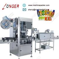 Quality High Speed Shrink Sleeve Printing Machine, Low Cost Full Automatic Shrink Sleeve Printing Machine Price for sale