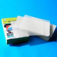Quality Anti-static Laminated Pouch Films, Made of PET and EVA, Various Sizes are Available for sale