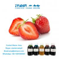 Quality Flavor concentrate red apple and Strawberry  fruits e liquid flavor---samples are free for sale