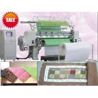 Quality High Performence Digital Control Industrial Quilting Machine Making Bedspreads for sale