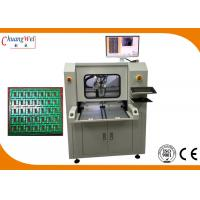 China Stand Alone CNC PCB Router Machine With 0.01mm Positioning Repeatability on sale