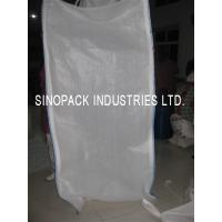 Buy Tall U-panel Big Bag FIBC , UV treated cement Polypropylene Jumbo Bags at wholesale prices